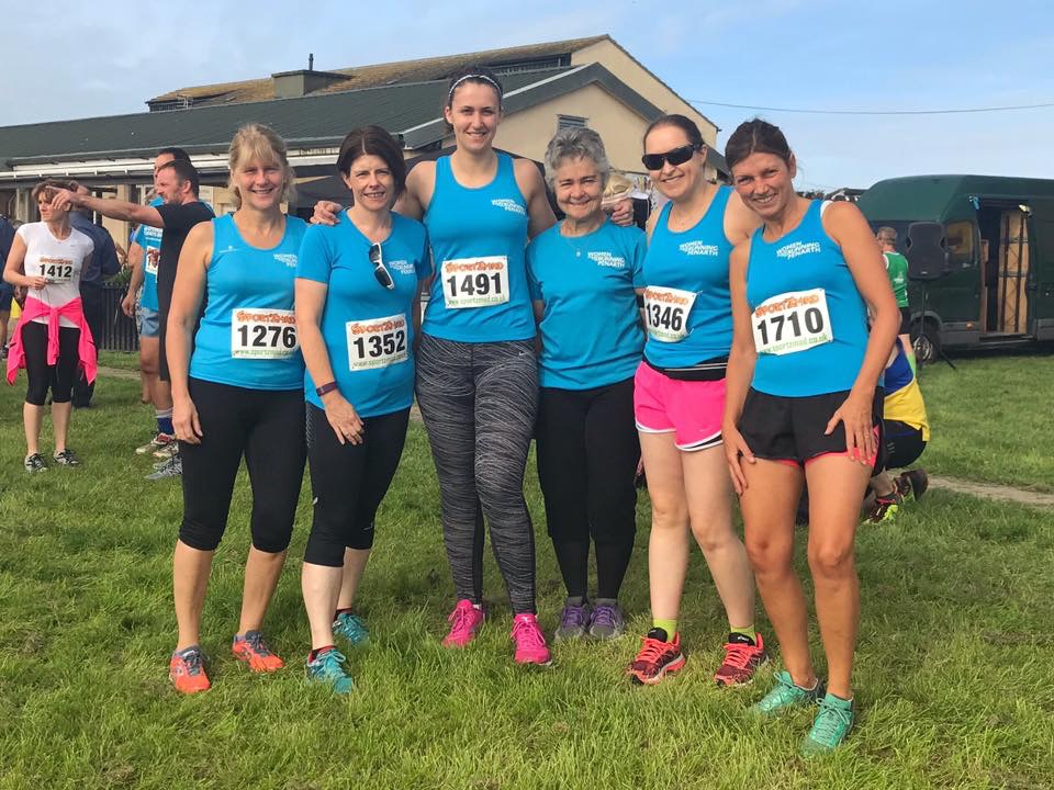 Sunshine and cider – Llantwit Major Trail 10K Race Report