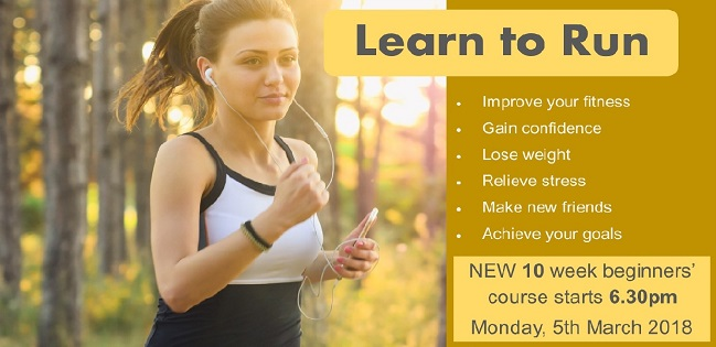 Coming soon in March: Learn to Run with WRP