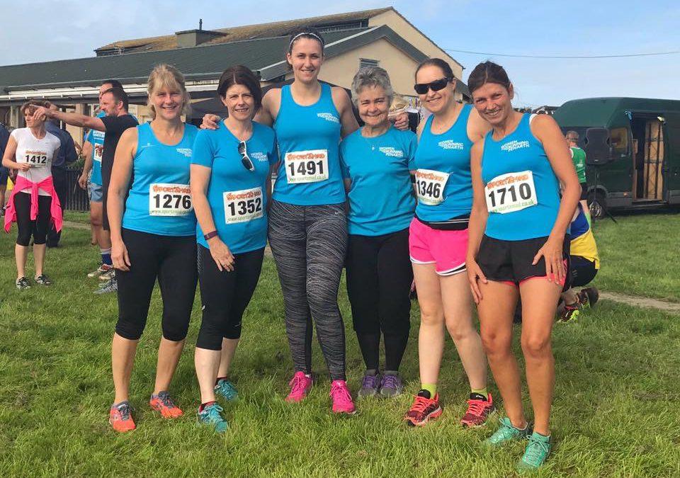 Sunshine and cider – Llantwit Major Trail 10K Race Report