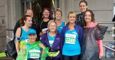 Running in the rain – Cardiff 10k 2017