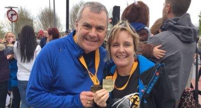 Marathon #2… with a +1