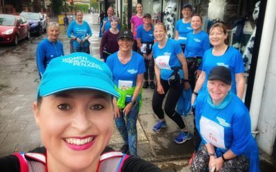 'Get Lippy' run for the Eve Appeal